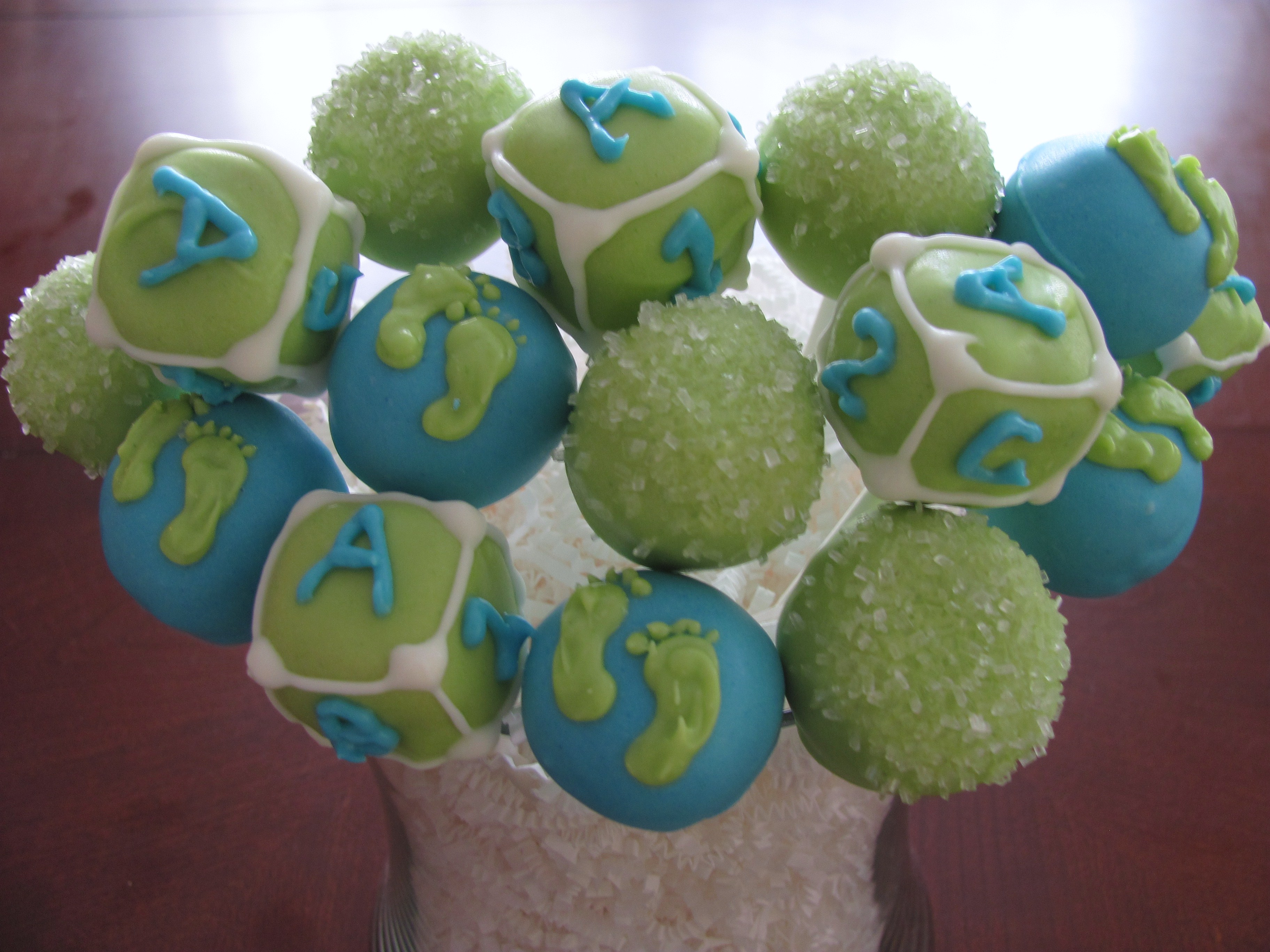 Cake Pop Ideas For Baby Shower : Baby Shower Cakes: Baby Shower Cake Pop Images