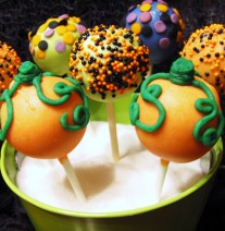 Halloween Cake Pop Assortment