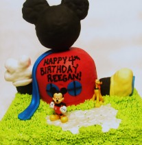 Mickey Mouse Clubhouse Birthday Cake Nashville