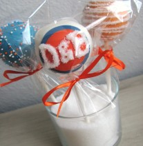 Dave & Buster's Custom Corporate Cake Pops