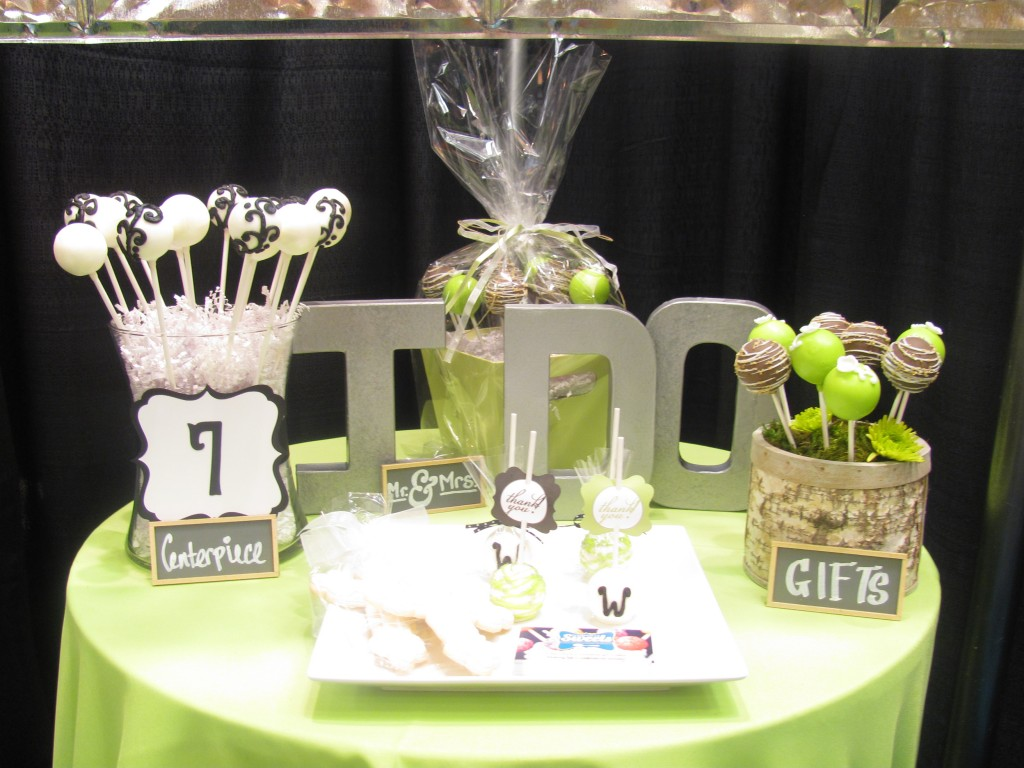 Franklin, TN Bridal Show - Cake Pops, Wedding Cakes, Cupcakes