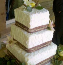 Rustic Wedding Cake Nashville