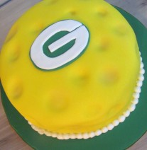 Green Bay Cake Nashville