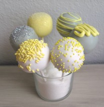 Cake Pop Toppings