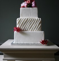 Flower Wedding Cake Nashville