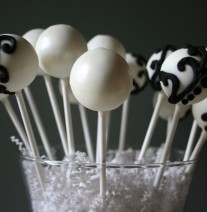 Wedding Cake Pops Nashville