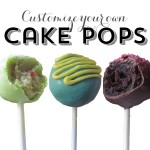 Customize Cake Pops