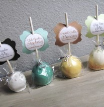 New Cake Pop Flavors