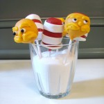 Cat in Hat and Lorax Cake Pops