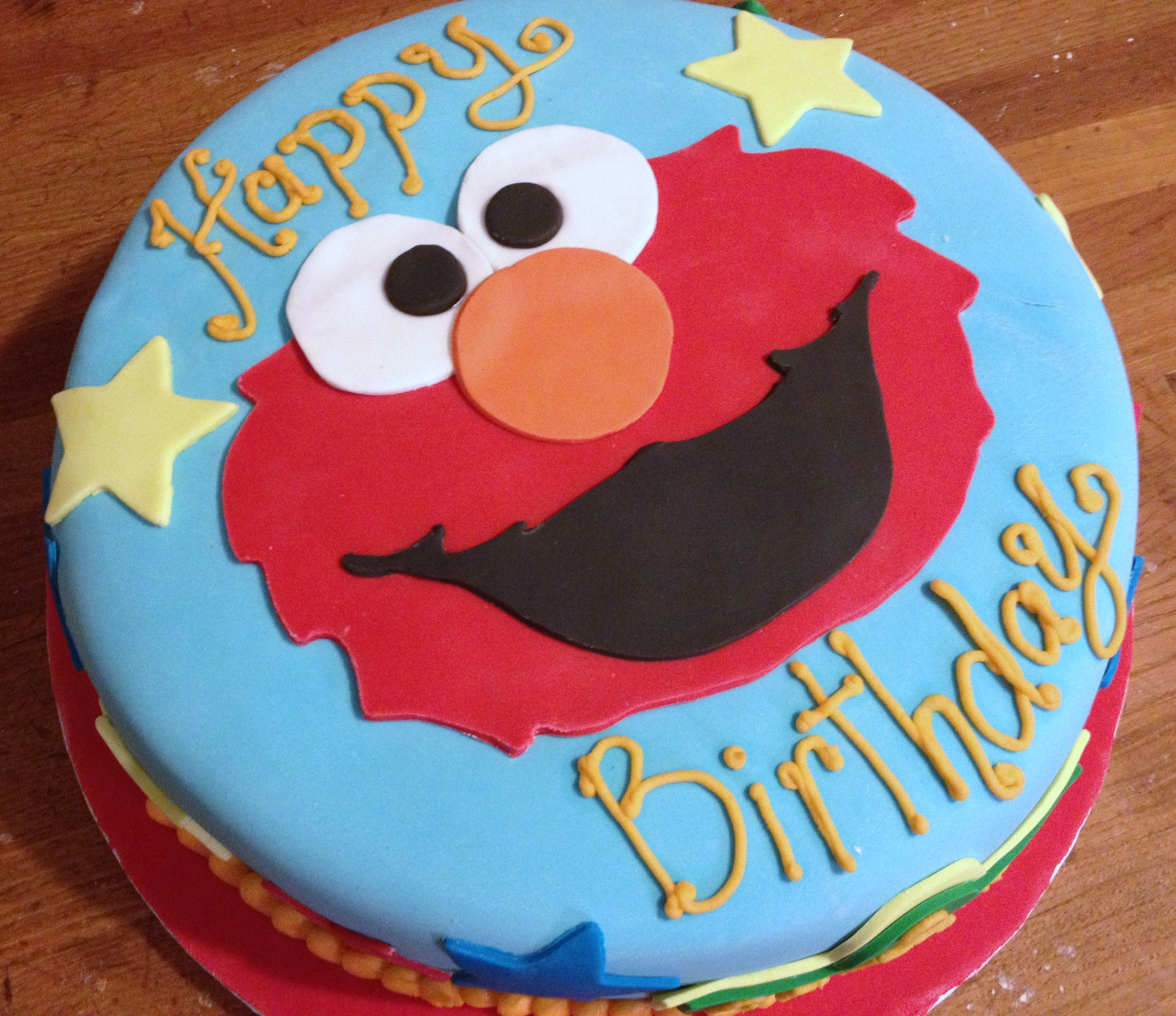 Elmo Birthday Cake Nyc Image Inspiration of Cake and Birthday