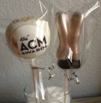 ACM Awards Cake Pops