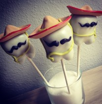 Mexican Molar Cake Pops