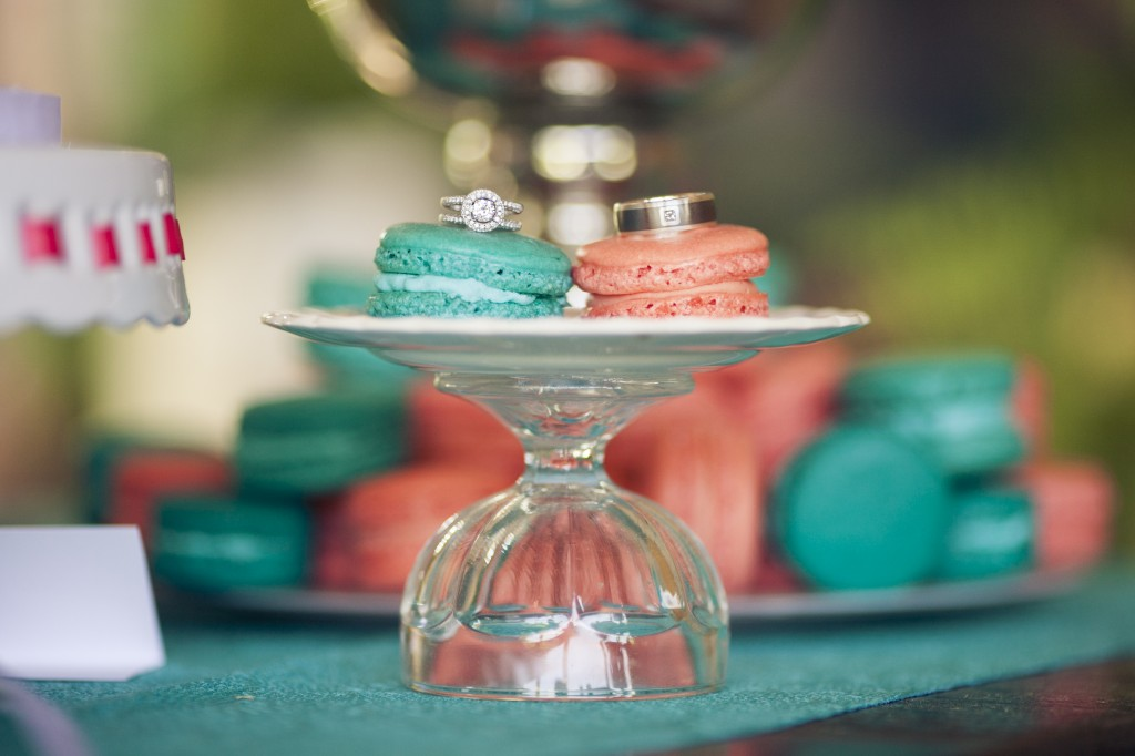Wedding French Macarons
