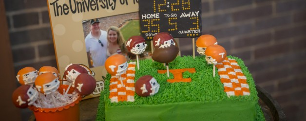 UT and Alabama Groom's Cake