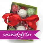 christmas cake pops edible corporate gifts