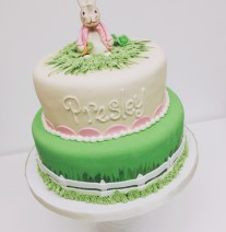 Vintage Peter Rabbit Cake