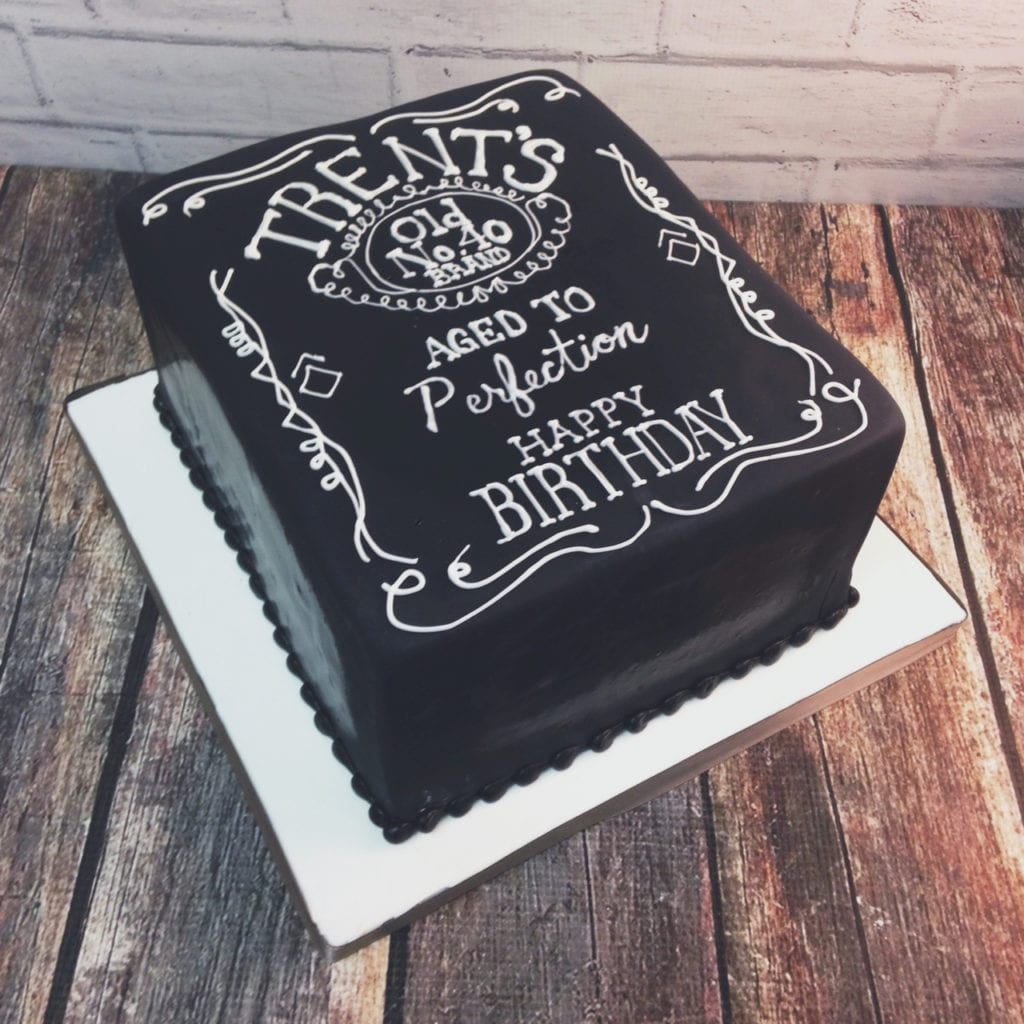 Images Of Jack Daniels Birthday Cakes