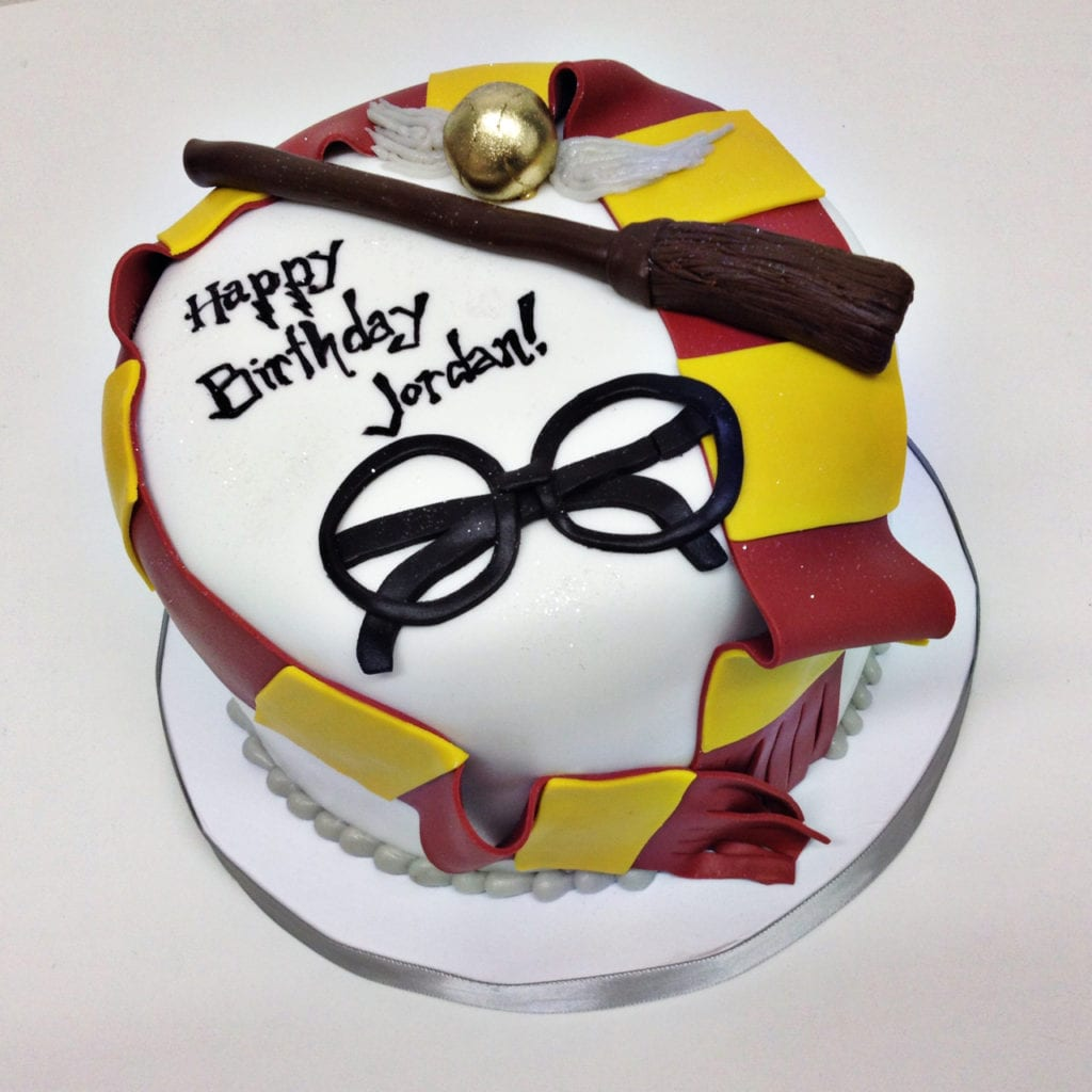 Nashville Sweets Harry Potter Cake